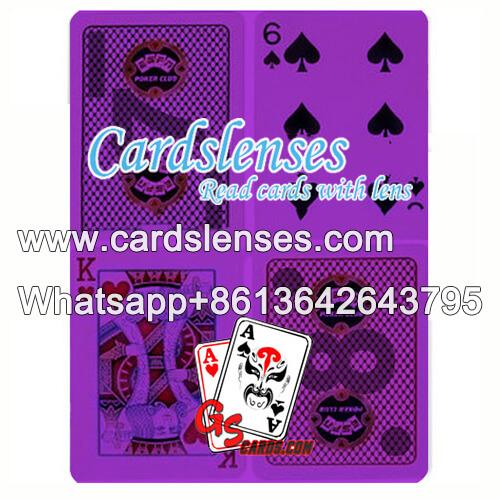 Infravermelho Baralho Marcado Copag Poker Club