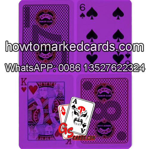 Copag Poker Club Cheating Playing Cards for Gambling