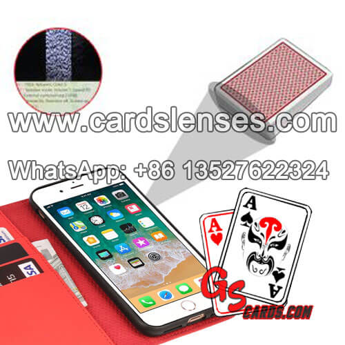 CVK 600 Poker Cheating Device Playing Cards Analyzer