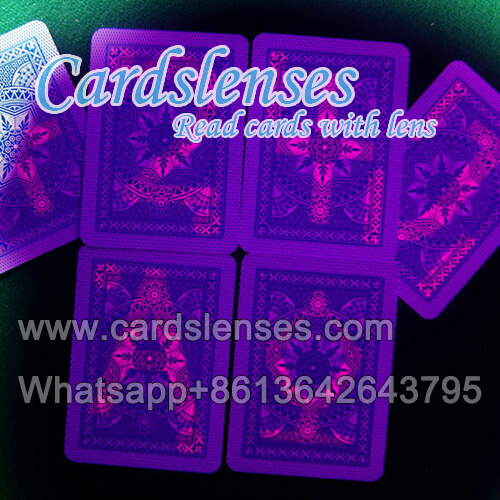 Cartas Marcadas De Poker Modiano Cristallo