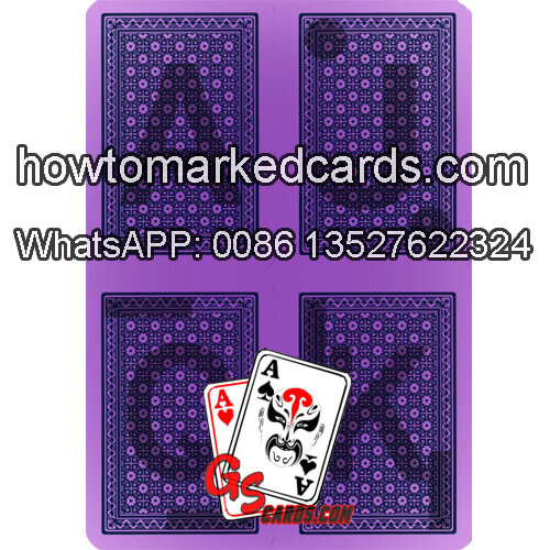 Modiano Super Fiori juice poker cards