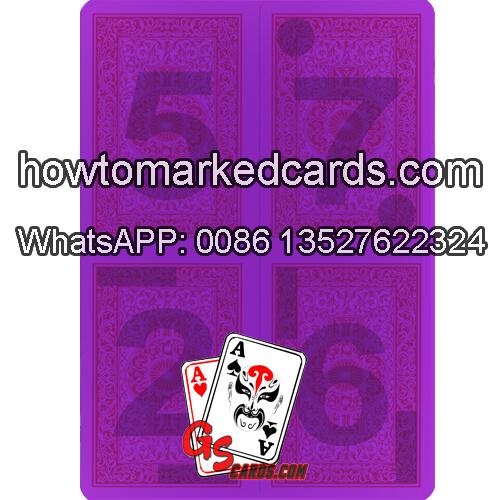 Piatnik póquer clásico baraja marcada