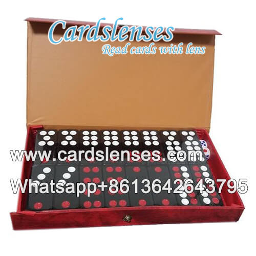 Barcode Poker Hand Analyzer For Barcode Invisible Ink Pai Gow Tiles