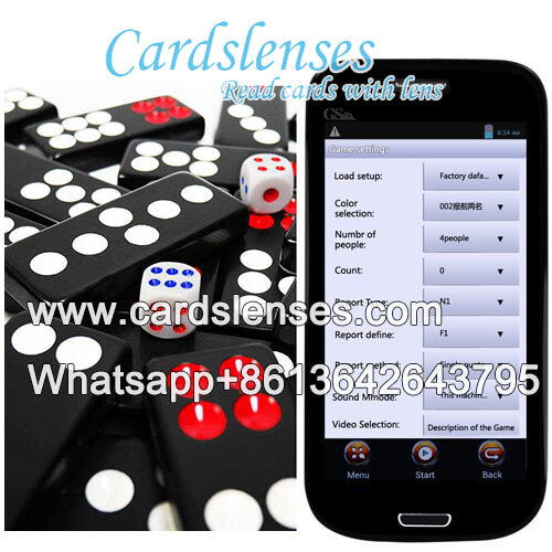 Pai Gow Analyzer Phone For Regular Tiles
