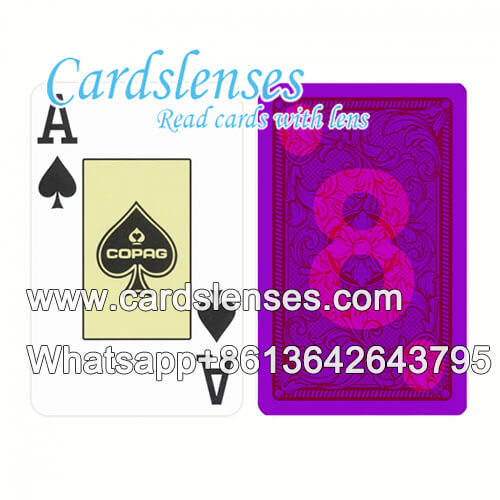 Copag Class Legacy cartas marcadas con tinta infrarroja