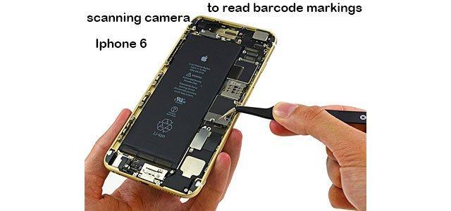 Barcode deck for akk analyzer