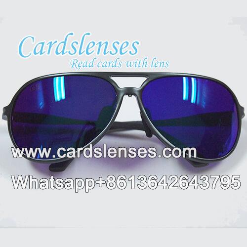 cartas marcadas oculos de sol
