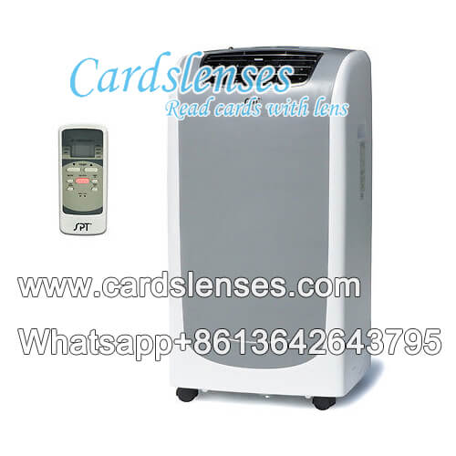 undetectable IR juice cards zoom lens air conditioning camera