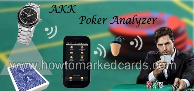 akk poker analyzer