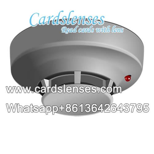 lente de zoom cámara de infrarrojos detector de humo para cartas marcadas especiales