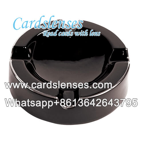 ashtray scanner for barcode cards