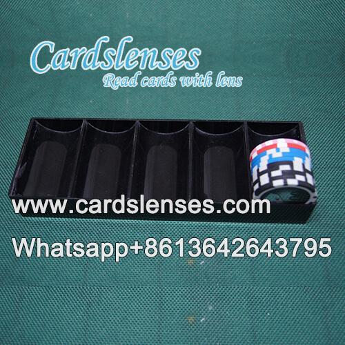 scanner de bandeja de cavacos para o poker