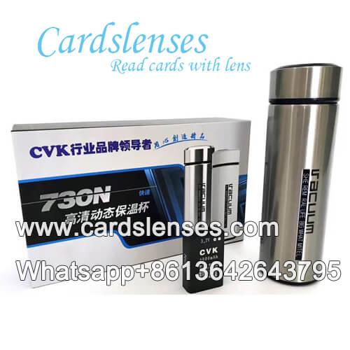 Poker Scanner Wasserflasche Kamera
