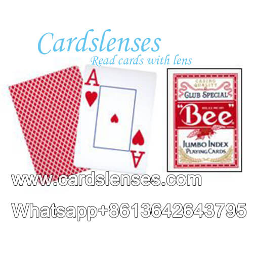 bee no92 casino jumbo index playing cards