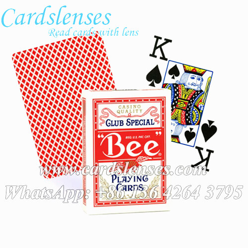 bee standard index marked poker decks for sale