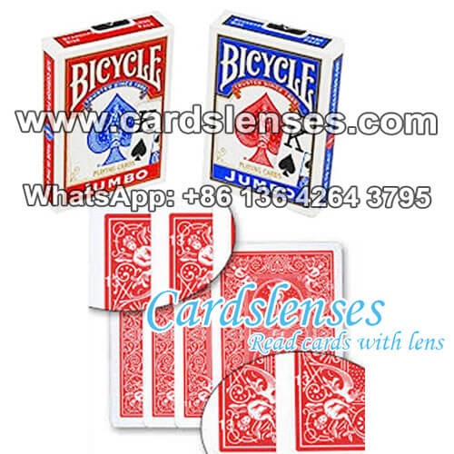 bicycle ultimate marked card deck