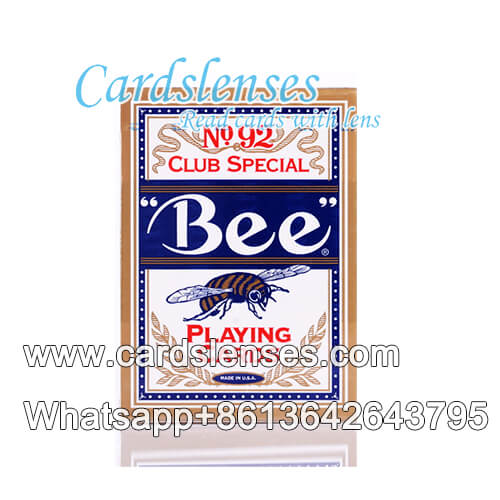 bee blue decks