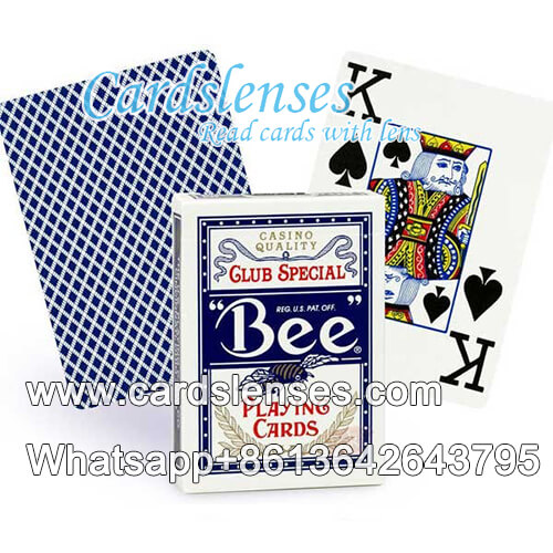 no.77 bee cards for poker club