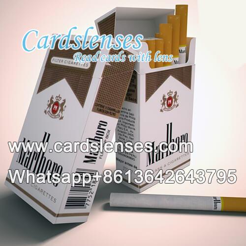 caixa de cigarro com câmara de digitalização
