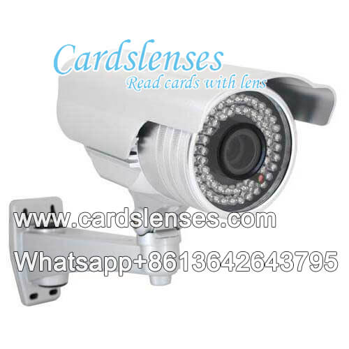 cctv omnipotent infrared marking poker camera