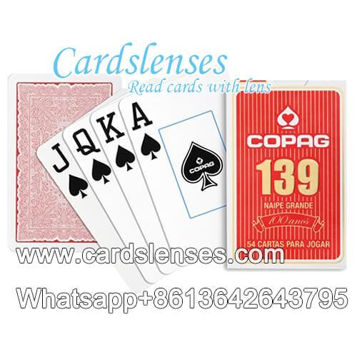 Copag 139 Tarjetas de Poker