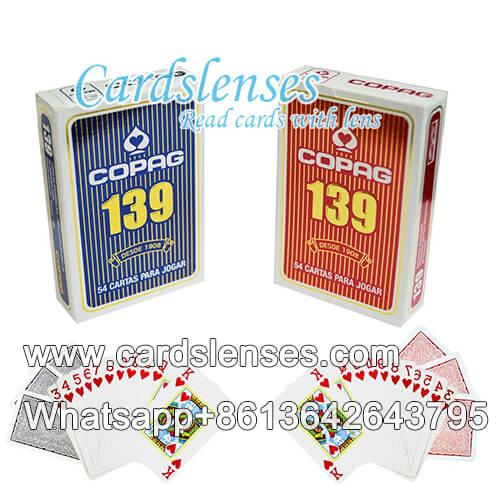 Copag 139 baralho de Poker