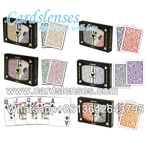 copag 1546 invisible ink barcode poker cards
