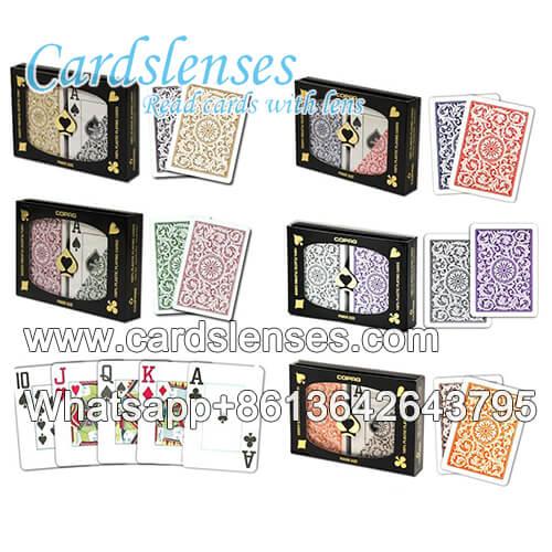 Copag 1546 tamaño de póquer tarjetas de engaño