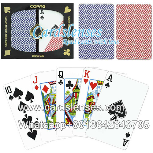 Copag Bridge Size Export Poker Cards