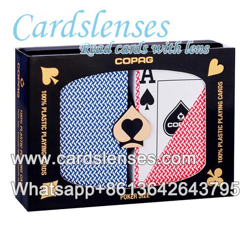 Copag Export inchiostro a infrarossi segnato carte