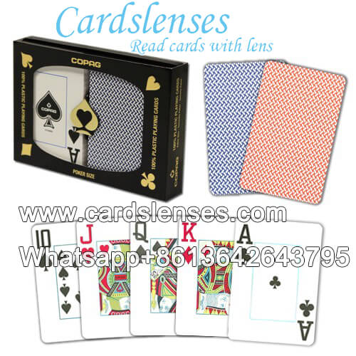 Copag Tamanho da bridge Export Poker baralho