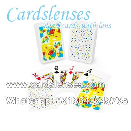 Kit de tinta invisível Copag Neo Ink cartas de baralho marcado