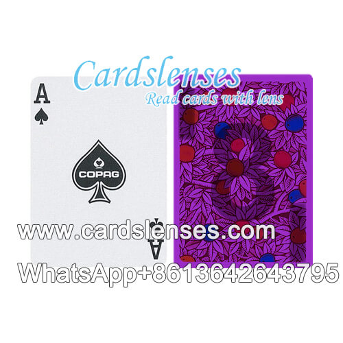 Copag Neo Nature marked playing cards