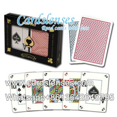 Copag peek índice baralho de pôquer