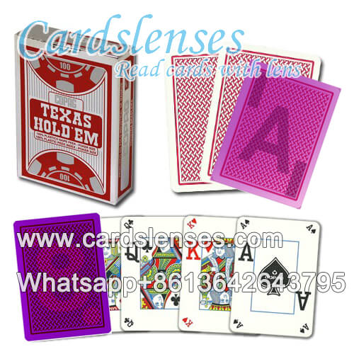 copag texas holdem 4pip index perspective marked cards
