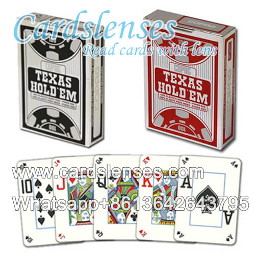 Copag Texas Holdem Doble Peek Marcando el póquer