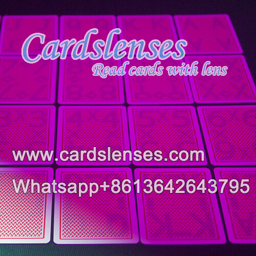 copag texas holdem marked cards with luminous markings