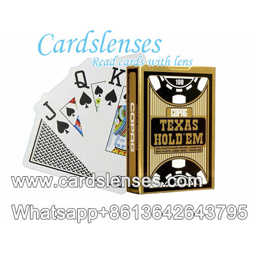 copag texas holdem poker playing cards