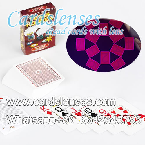dal negro texas holdem marked playing decks