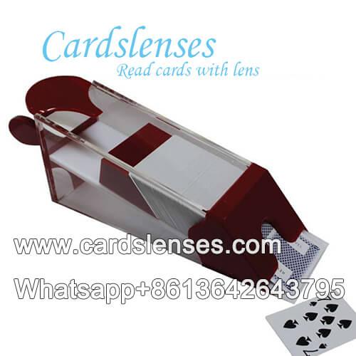 Longa distância câmera de marcação de código de barras sapato blackjack