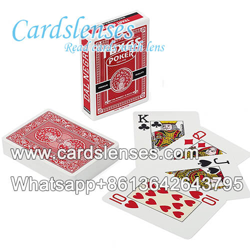 edge side marking dal negro playing cards