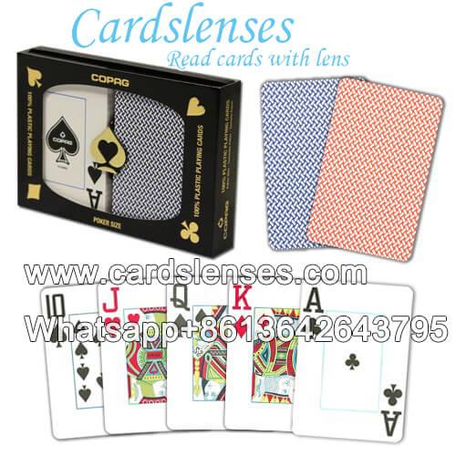 Copag tamaño del bridge exportar tarjetas de poker