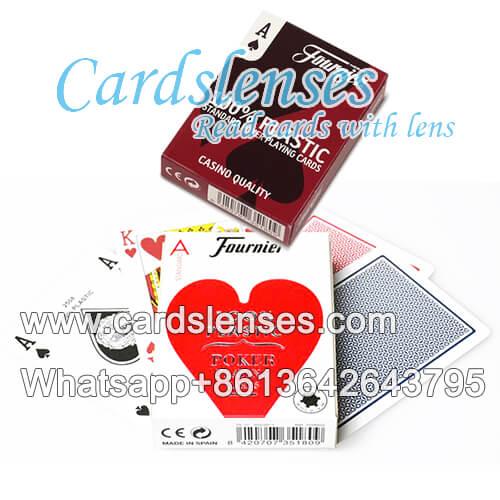 Fournier 2500 Pokerkarten mit Marken
