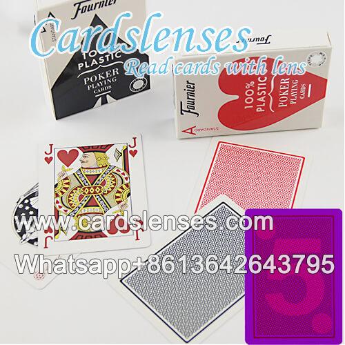 Fournier 2500 tarjetas de poker con marcas