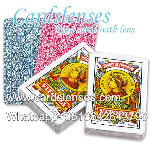Tarjetas de póquer Fournier No.12