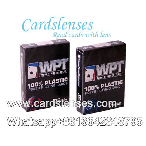 Fournier WPT tarjetas de juego