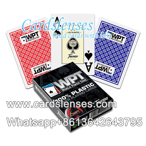 Fournier WPT gaming cards
