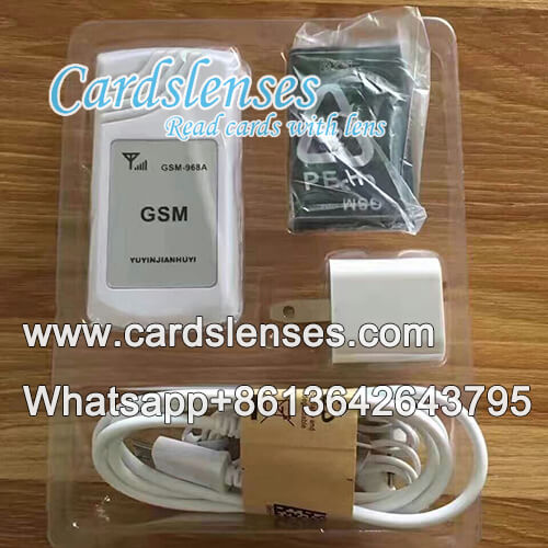 gs marked deck walkie talkie 968