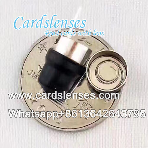 infrared poker cards earpiece 007