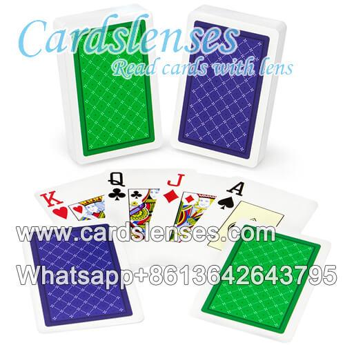Lente de contato baralho marcado Copag Class Standard